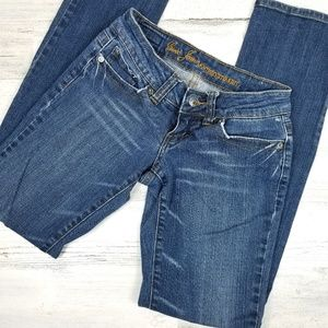 Guess Jeans Size 24 Monterey Straight Jeans